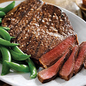 Tangy Lime Grilled Top Round Steak